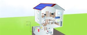 Solarstrom-Batteriespeicher für höheren Eigenverbrauch werden vom Markt gut angenommen
