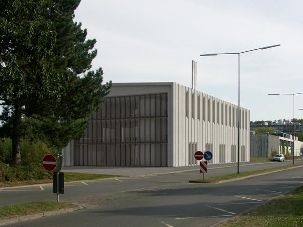 eta-Fabrik der TU Darmstadt