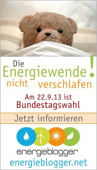 Konkrete Pläne zur Weiterentwicklung der Energiewende fehlen vor der Bundestagswahl
