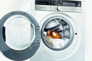 Noch mehr neue hocheffiziente Waschmaschinen auf der IFA 2013