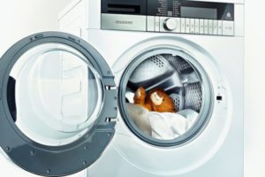 Waschvollautomat GWN 58474 C von Grundig, Foto: Grundig