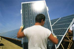 Solarenergie in Deutschland, Foto: National-Geographic Stock, Sarah Leen WWF