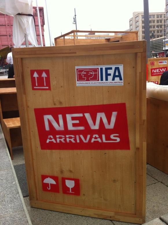 Erster Ausblick auf die Neuheiten und Entwicklungen zur IFA 2013