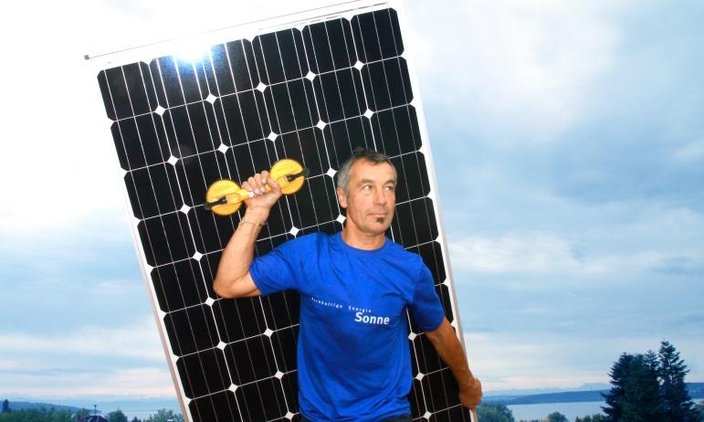 Streit um Strafzölle für Solarmodule aus China wird weitergehen