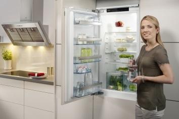 Über die neuesten energiesparenden Kühlschränke auf der IFA 2013
