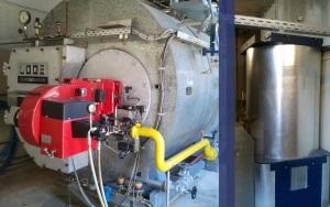 Bosch Dampfkessel