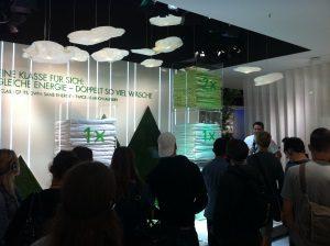Energieeffizienz bei den Verbrauchern auf der IFA 2013