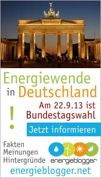 Energieblogger zur Energiewende