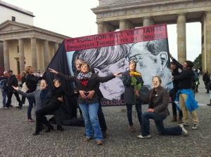 Die Koalition hält vier Jahre - Erneuerbare Energien sind für die Ewigkeit, Foto: Andreas Kühl
