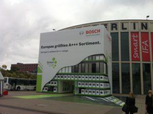 Europas größtes Sortiment an A+++ Haushaltsgeräten von Bosch, Foto: Andreas Kühl