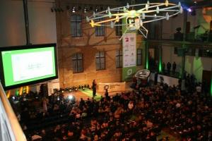 Preisverleihung bei den GreenTec Awards 2013, Foto: Andreas Kühl