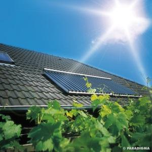 Schritt für Schritt zu einer bezahlbaren Heizung mit Solarwärme