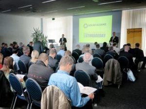 1. StorageDay der SolarAllianz bei Donauer in Gilching, Foto: SolarAllianz