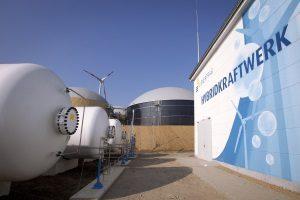 Mit Windgas zur Verbindung von Stromerzeugung mit Wärme und Mobilität