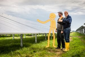 Photovoltaik-Sachverständige, Foto: Envaris GmbH