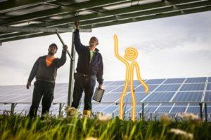 Photovoltaik-Sachverständiger, Foto: Envaris GmbH