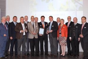Auszeichnung für Energieeffizienz in schwäbischen Unternehmen