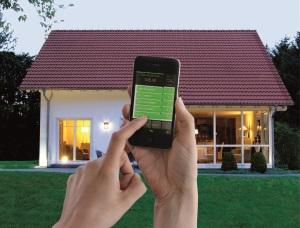 digitalstrom Steuerung mit dem Smartphone