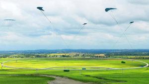Neue Windenergie-Technologie nutzt stärkeren und dauerhafteren Wind in großen Höhen