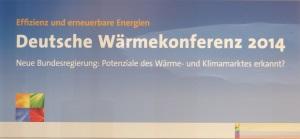Wärmekonferenz auf der Suche nach der Wärmewende
