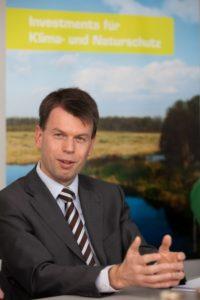 Caspar Baumgart, Vorstand der WEMAG AG, Foto: WEMAG AG
