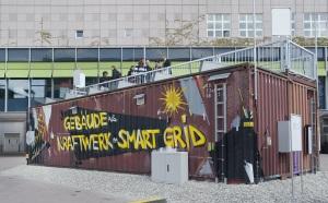 Das Gebäude als Kraftwerk im Smart Grid, Quelle: Messe Frankfurt Exhibition/Petra Welzel