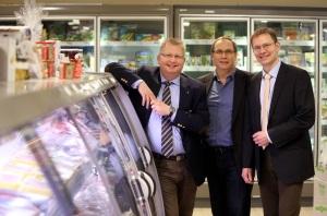 Energie im Supermarkt gespart