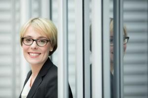 Dr. Claudia Häpp, Projektleiterin Siemens Connectivity, Foto: Siemens-Electrogeräte GmbH