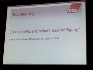 DGB Energieeffizienz