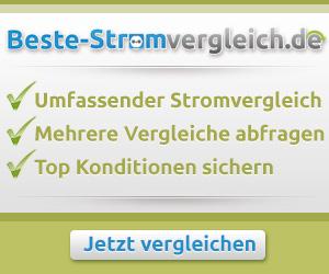 Machen Sie einen Stromvergleich auf Beste-Stromvergleich.de