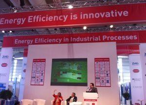 Hannover Messe stellt wieder Energieeffizienz in den Fokus