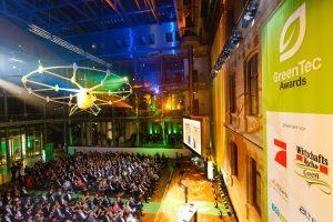 Die Nominierten der GreenTec Awards 2014 aus dem Energie-Bereich
