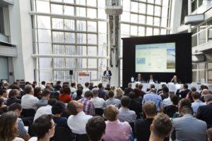 Diskussionsrunde zur Kommunikation der Energieeffizenz von Gebäuden
