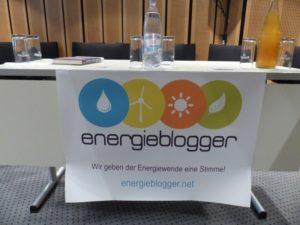 Offline-Veranstaltung der Energieblogger bei den Berliner Energietagen, Foto: Andreas Kühl