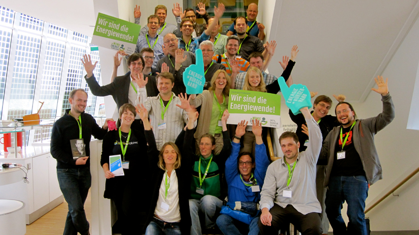 Energieblogger laden ein zum Barcamp Renewables 2014