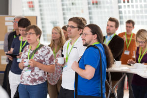 Eindruck vom Barcamp Renewables 2013, Foto: Heiko Meyer