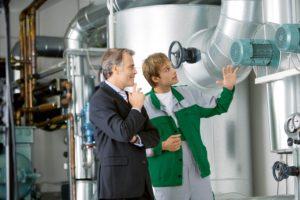 Energieberatung in Unternehmen, Foto: E.ON