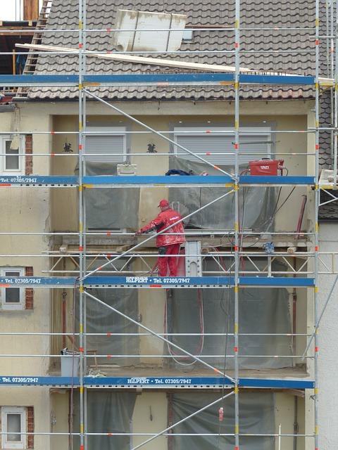 Gebäudesanierung