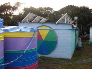 Regenwasser und Photovoltaik Südafrika