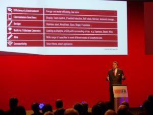 Erste Einblicke in die Trends der Haushaltsgeräte auf der IFA 2014