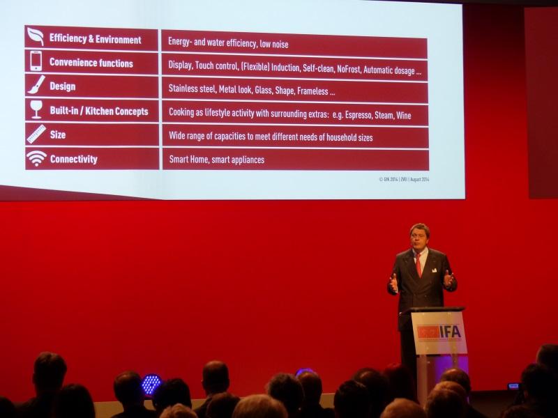 IFA 2014 Eröffnungs-PK