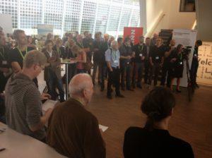 Erfolgreiches und gelungenes Barcamp Renewables 2014