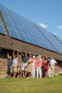 PV-Anlage von Wagner Solar, Foto: www.wagner-solar.com