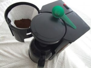 Energie-Anforderung an Kaffeemaschinen, Foto: ro18ger / pixelio.de