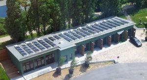 Green-Garage Berlin - die Heimat vieler Startups, Foto: Climate-KIC Germany