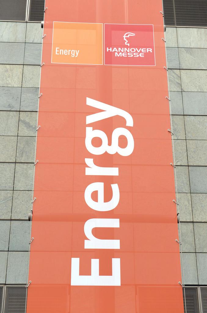 Leitmesse Energy auf der Hannover Messe