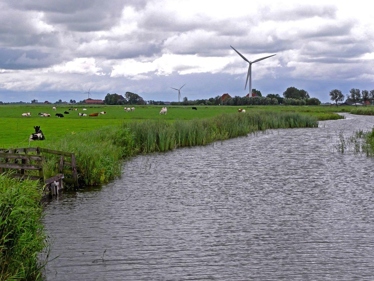 Energiewende Landschaft
