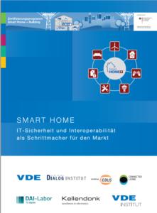 Titel Smart Home Statusbericht des VDE
