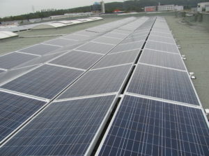 PV-Anlage Hattingen, Quelle: BSS Solarsysteme