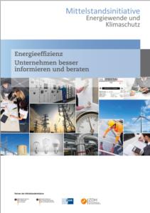 Titelbild der Studie der Mittelstandsinitiative Energiewende und Klimaschutz